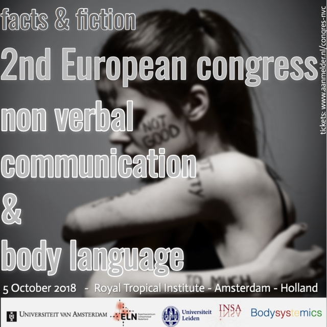 #Int.CongressNonVerbalCommunication&BodyLanguage